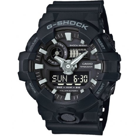 Casio - G-Shock GA 700-1B 15044277