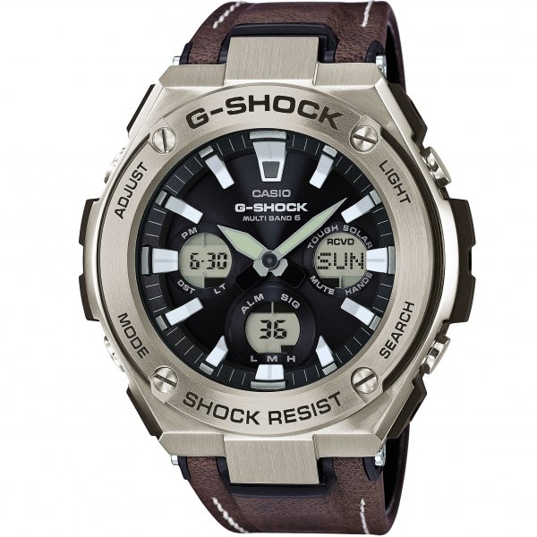 Casio - G-Shock GST W130L-1A 15044298