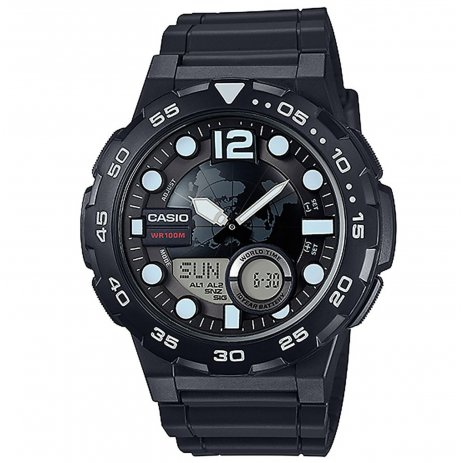 Casio - Combination AEQ 100W-1B 15045076