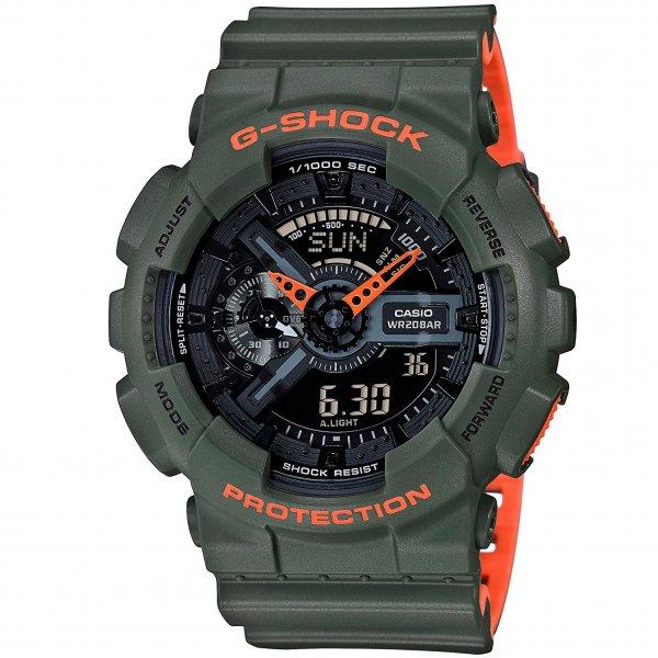 Casio - G-Shock GA 110LN-3A 15044270