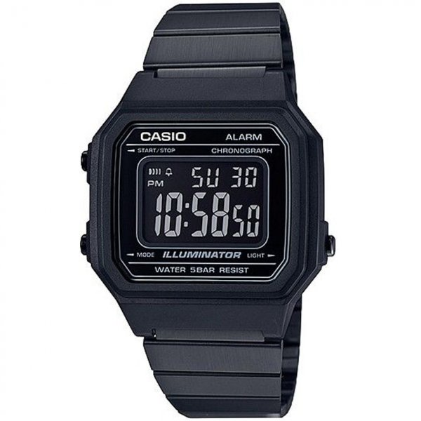 Casio Collection B 650WB-1B 15046008