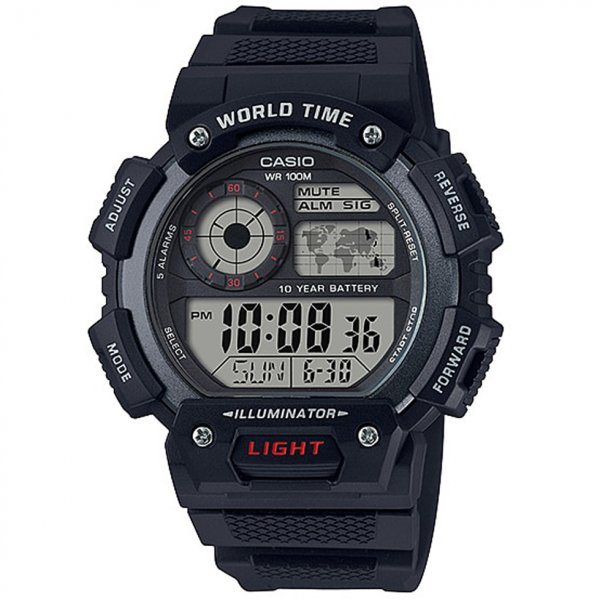 Casio Collection AE 1400WH-1AVEF 15046001