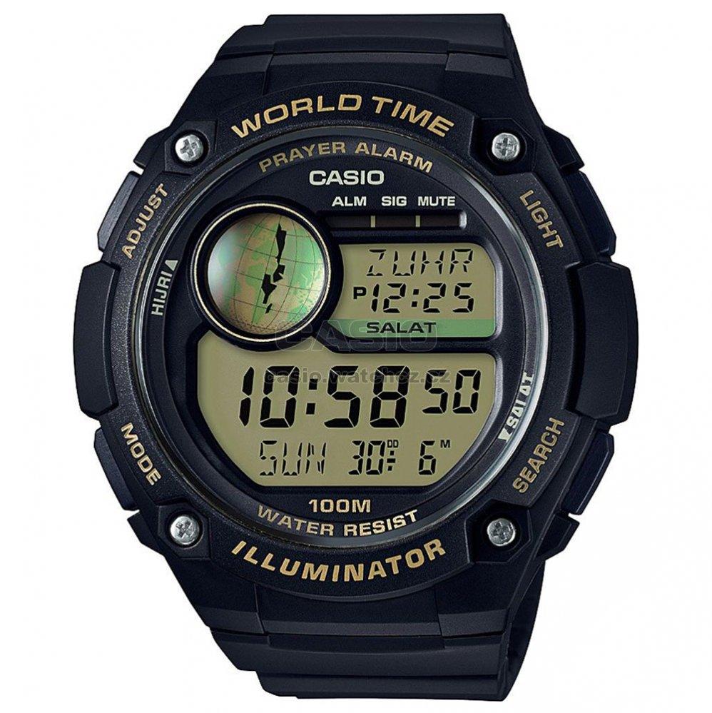 97e016336a8 Digitální hodinky Casio - CPA 100-9A 15044232   Casio.watchcz.cz