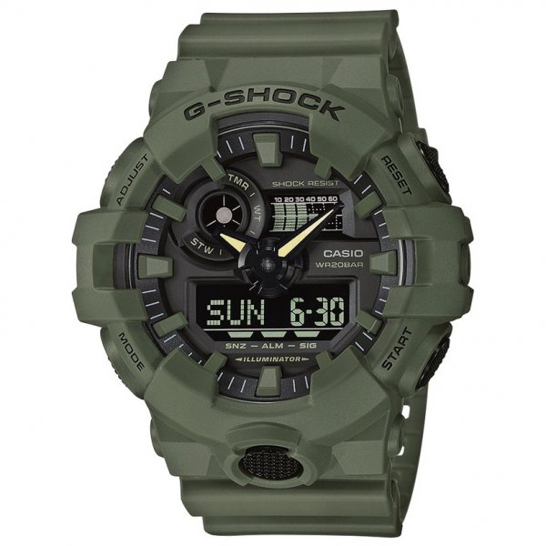 Casio - G-Shock GA 700UC-3A 15045026