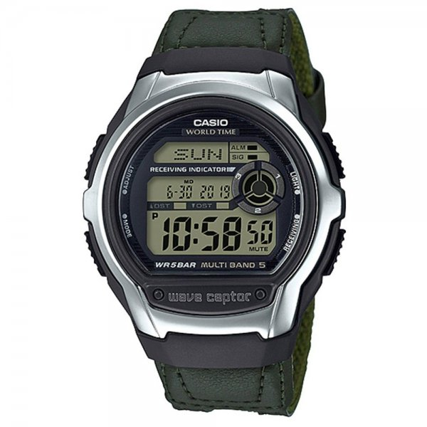Casio - Digital WV M60B-3A 15045064