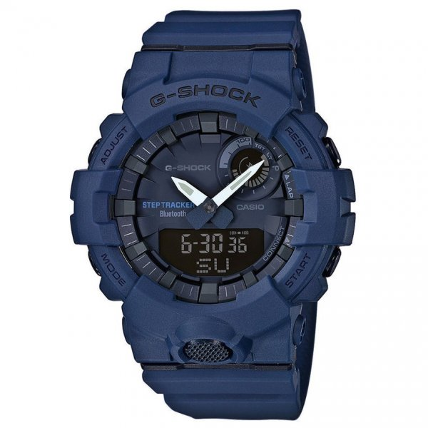 Casio - G-Shock GBA 800-2A Bluetooth 15046074