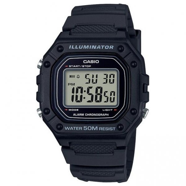 Casio Collection W 218H-1A 15046886