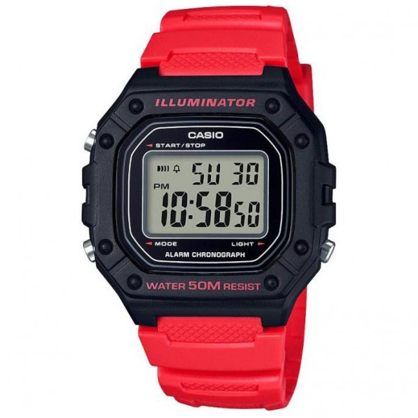 Casio Collection W 218H-4B 15046889