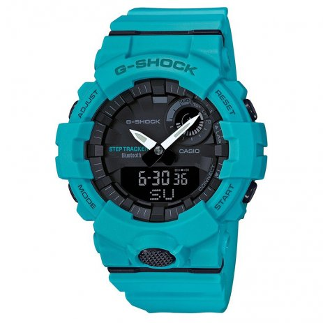 Casio - G-Shock GBA 800-2A2 Bluetooth 15046804