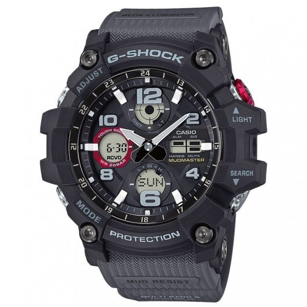 Casio - G-Shock GWG 100-1A8 Mudmaster 15046099