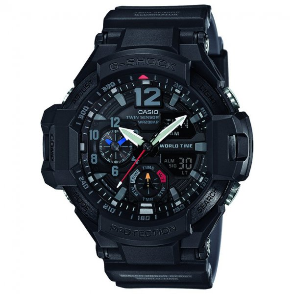 Casio - G-Shock GA 1100-1A1 15046062