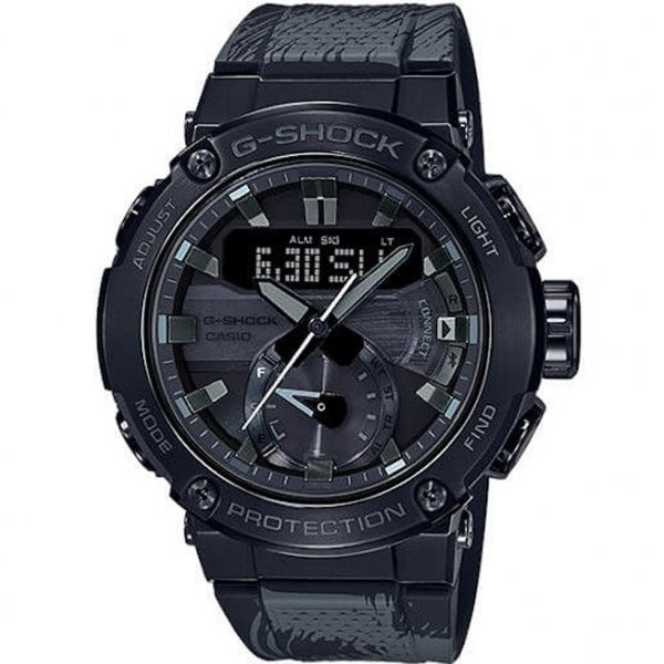 Hodinky Casio G-Shock - Carbon Core Guard Tai Chi Limited Edition GST-B200TJ-1AER