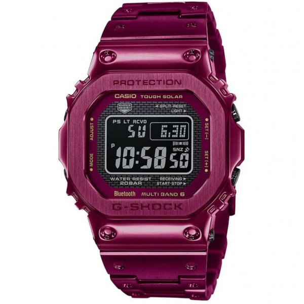 Hodinky Casio G-Shock GMW-B5000RD-4ER