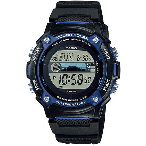 Hodinky Casio Collection W-S210H-1AVEG