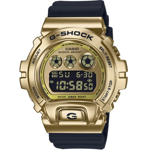 Hodinky Casio G-Shock - Release 25th Anniversary Edition GM-6900G-9ER