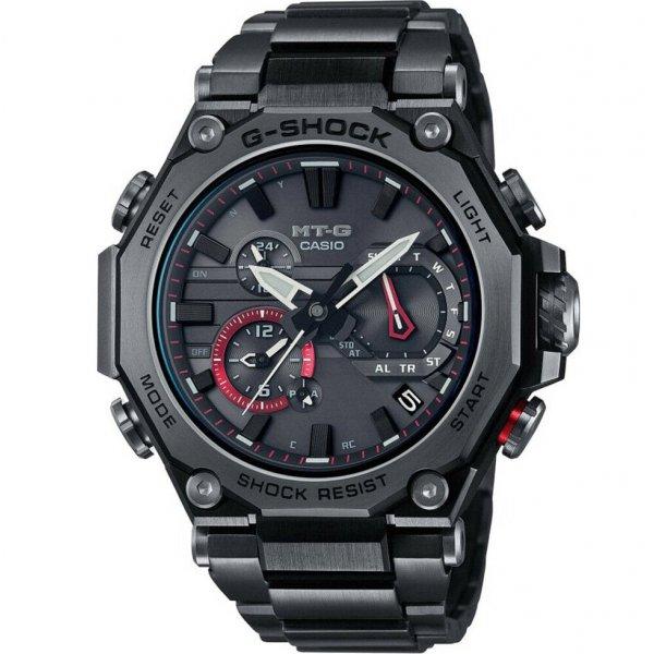 Hodinky Casio G-Shock MT-G Dual Core Guard Carbon Monocoque MTG-B2000BDE-1AER