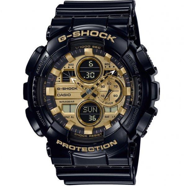 Hodinky Casio G-Shock Metallic Dial Series GA-140GB-1A1ER