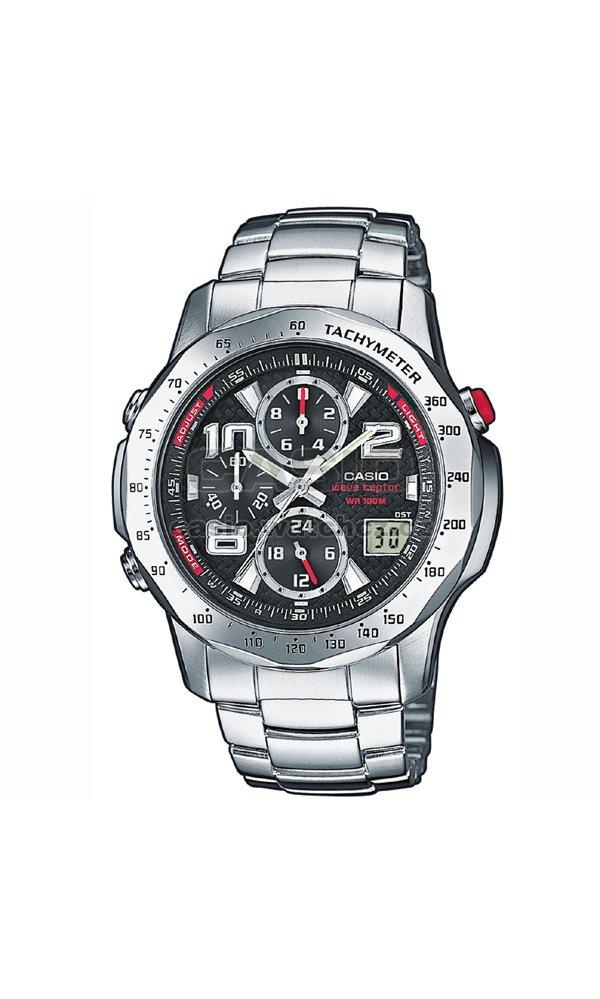 Casio WAVE CEPTOR WVQ 550DE-1A 15020985. Novinka. zdarma. Pánské náramkové  hodinky ... 1d3bc2214fb