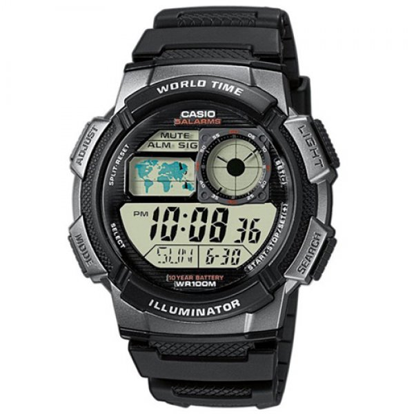 Casio - Collection AE 1000W-1B 15029542