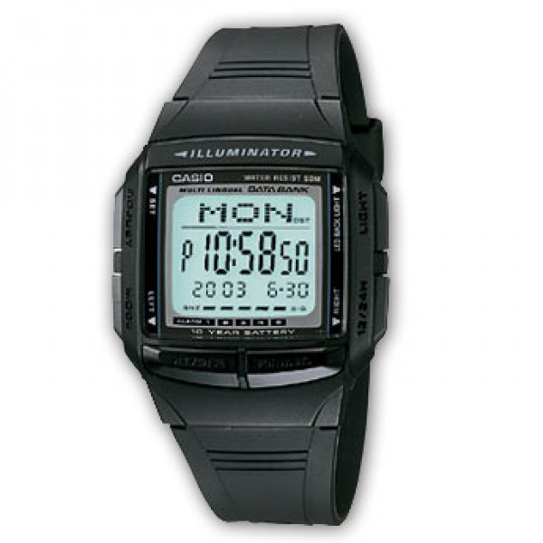 CASIO Data Bank DB-36-1A 15000426