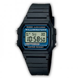 CASIO Collection F 105 15000611