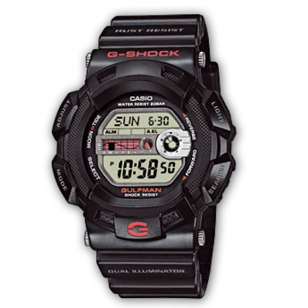 CASIO G-shock G 9100-1 15022960