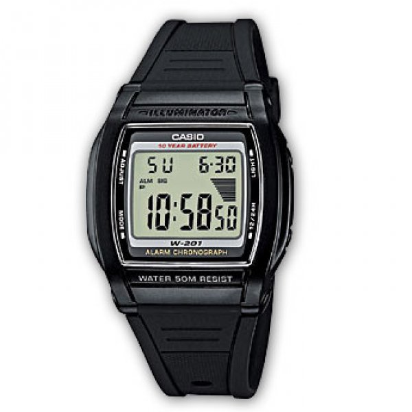 Casio COLLECTION W 201-1A 15014755