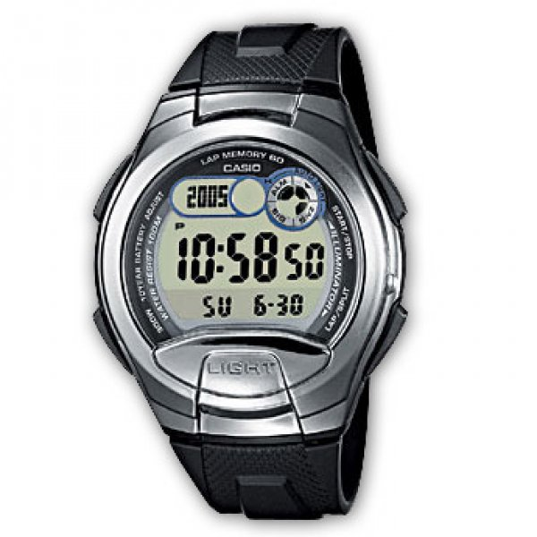 CASIO Collection W 752-1A 15016680
