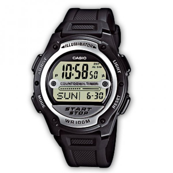 CASIO Collection W 756-1A 15024389