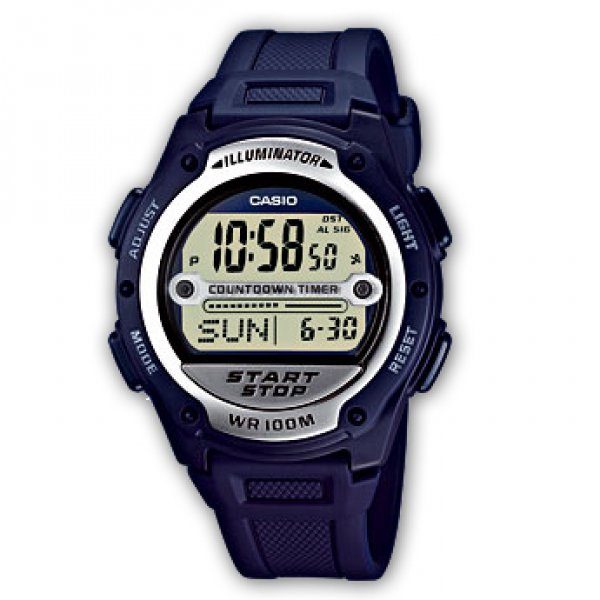 CASIO Collection W 756-2A 15024390