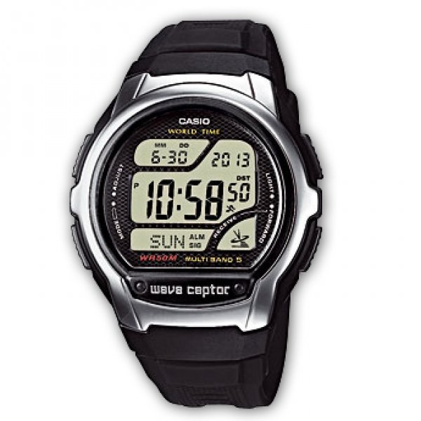 CASIO WAVE CEPTOR WV 58E-1A 15021564